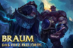 League of Legends: Neuer Champion Braum vorgestellt