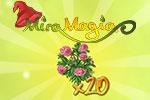 Gratis Blumen zu Pfingsten bei Miramagia