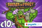 10 Euro Paysafecard für Shakes & Fidget geschenkt!